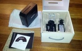 MVIX Mbox WDN2000 dual bay NAS szerver és médialejátszó
