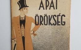 Revicky Gyula - APAI ÖRÖKSÉG - Nemzeti Könyvtár sorozat