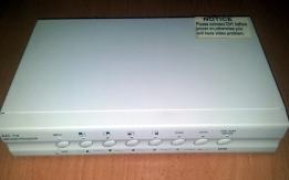 AVC714 quad processzor, azaz 4-es képosztó kamerákhoz
